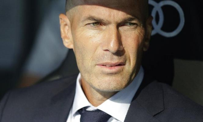 زيدان يتلقى دفعة بعودة 3 لاعبين للتدريب