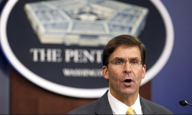 وزير الدفاع الأميركي: إيران تقترب من وضع يمكّننا إجراء مباحثات