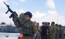 إصابة إسرائيليين طعنا قرب عزون والاحتلال يعتبرها عملية