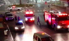 عكا: حريق في محل تجاري