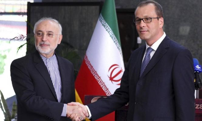 """الاتفاق النووي: هجوم إيراني على الأوروبيين و""""قنوات الحوار لا تزال مفتوحة"""""""