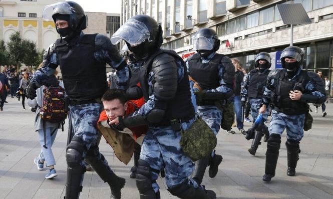 انتخابات بلدية في روسيا بعد أشهر من التظاهرات