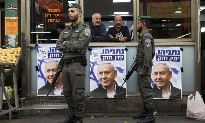 """استطلاع: """"كاحول لافان"""" يتصدر ومعسكر نتنياهو يزداد قوة"""