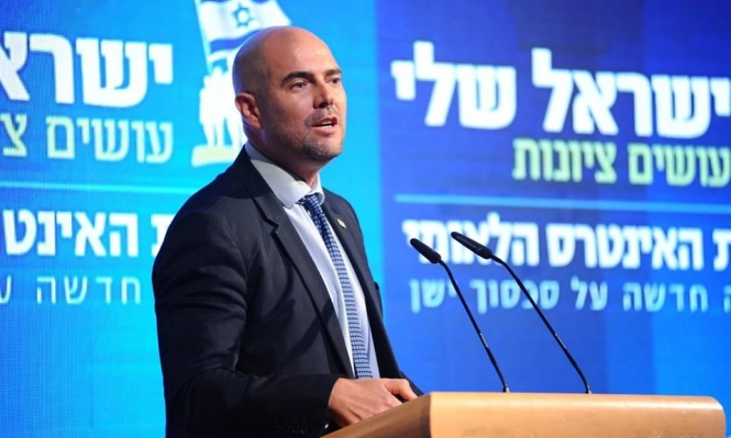 وزير القضاء الإسرائيلي يدعي أن أمواتا صوتوا بالانتخابات الأخيرة