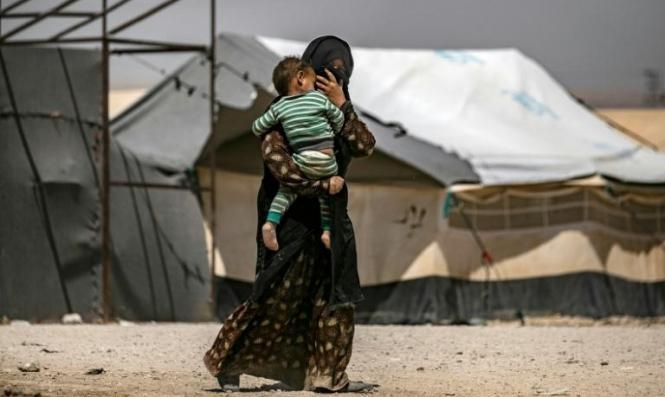 """قرارٌ بإغلاق مخيمات أسَر مسلحي """"داعش"""" بمحافظة صلاح الدين في العراق"""