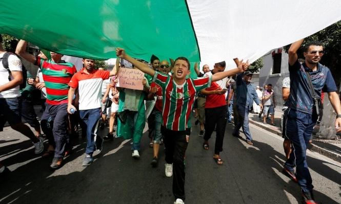 السلطات الجزائرية تقلص مساحة الحرية للحركة الاحتجاجية