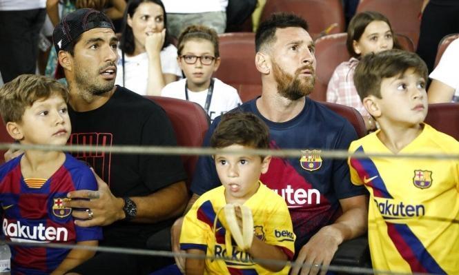 برشلونة سيواجه فالنسيا بالثلاثي الناري