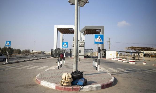 غزة: الفصائل الفلسطينية تناقش المصالحة والحصار مع وفد أمني مصري