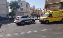 حيفا: إصابة شخص في جريمة إطلاق نار