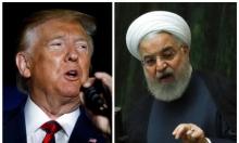 """""""ترامب مستعد للقاء روحاني دون شروط مسبقة"""""""
