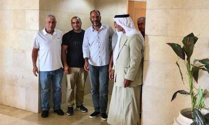 """محكمة الصلح تدين أهالي العراقيب بالتعدي على """"أراضي الدولة"""""""