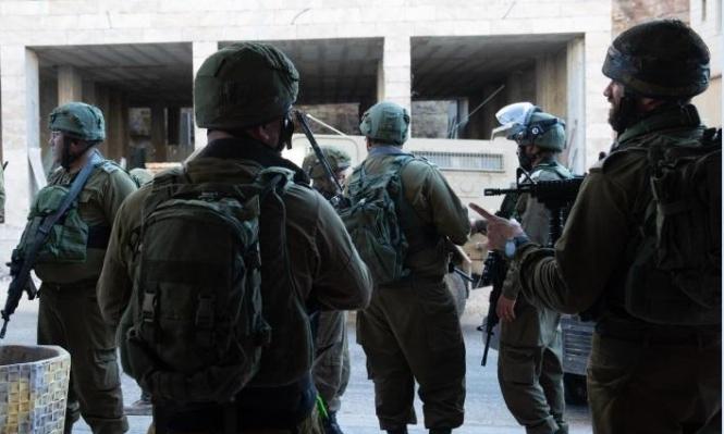 اعتقال 22 فلسطينيا بالضفة والعيسوية