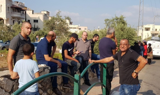 طمرة: إضراب في ابتدائية ابن سينا لليوم الثاني