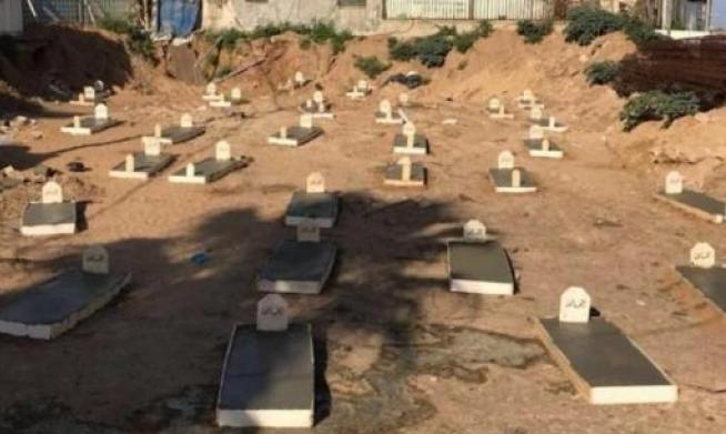 يافا: أهالي يافا يلتمسون ضد انتهاك حرمة مقبرة الإسعاف