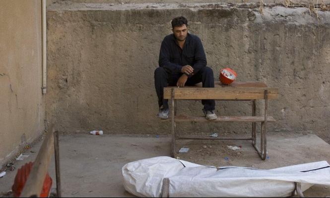 سورية: الكشف عن المقبرة الجماعية الـ16 في الرقة