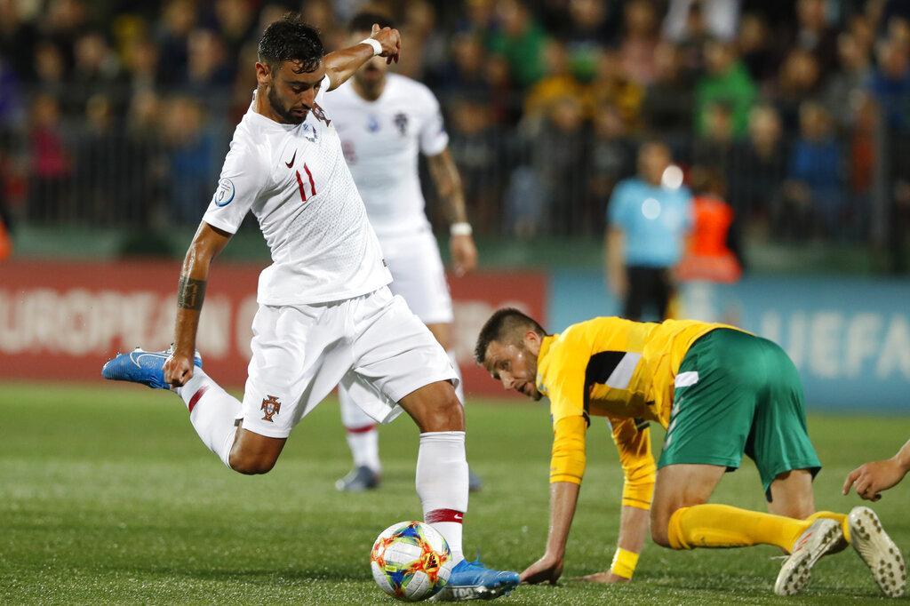 تصفيات يورو 2020: سوبر هاتريك كريستيانو يقود البرتغال للفوز