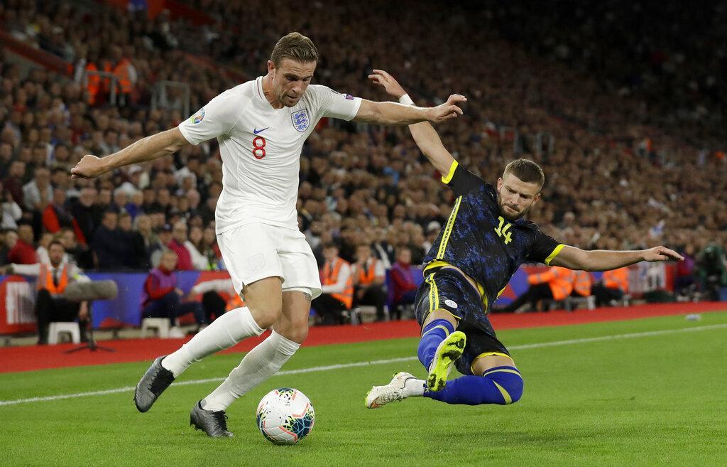 تصفيات يورو 2020: إنجلترا تصعق كوسوفو بخماسية