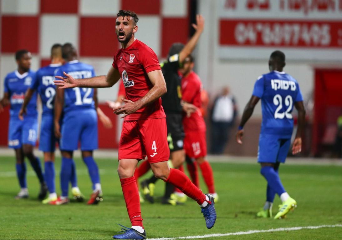 أبناء سخنين يحدد موعد عودة لاعبه مغربي