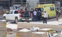 مصرع عامل وإصابة 3 آخرين في ورشتي بناء