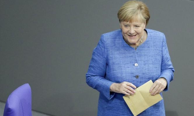 ميركل تُحذر الاتحاد الأوروبي من تأثيرات الحرب التجارية