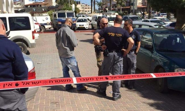 يافا: إصابة مسنة في جريمة سطو