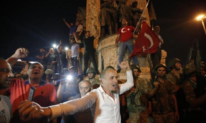 دحلان يُسقط دعوى ضد موقع كشف تورطه بمحاولة الانقلاب التركية