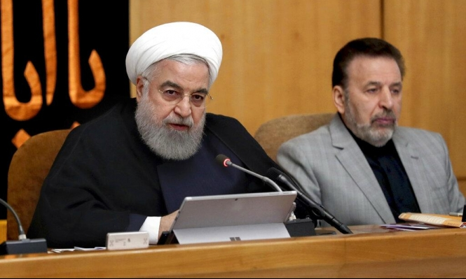 """بعد إقالة بولتون... روحاني يدعو لتنحية """"دعاة الحرب"""""""
