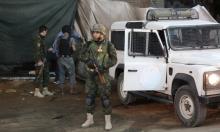 أمن السلطة الفلسطينية يعتقل ويستدعي 8 مواطنين للتحقيق