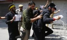 الهند: اعتقال الآلاف خلال حملة أمنية بكشمير