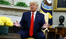 ترامب لا يقفل الباب أمام إمكانية تخفيف العقوبات عن طهران