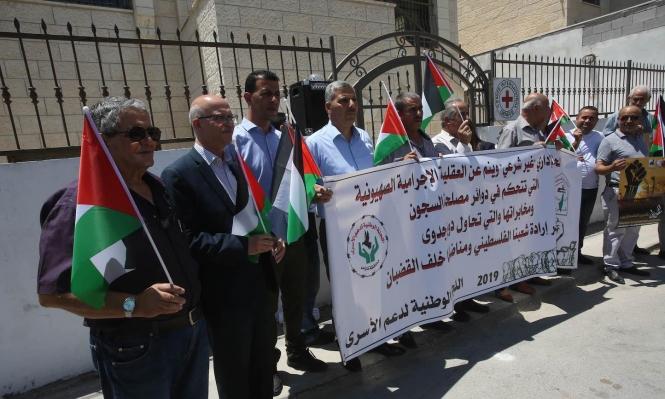 6 أسرى يواصلون إضرابهم عن الطعام رفضا للاعتقال الإداري
