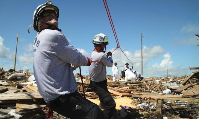 """2500 مفقود في جزر الباهاما بسبب الإعصار """"دوريان"""""""