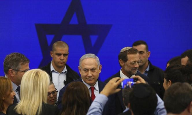 نتنياهو: لا مفر من معركة ضد غزة وإسقاط حكم حماس