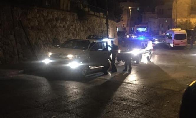 إصابات في اقتحام الاحتلال لمسجد في العيسوية