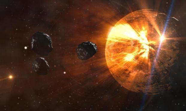ترجيحات: مذنب من خارج النظام الشمسي في طريقه للمريخ