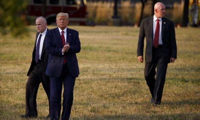 ترامب يؤكد رغبة طهران بعقد لقاء وينفي التجسس الإسرائيلي