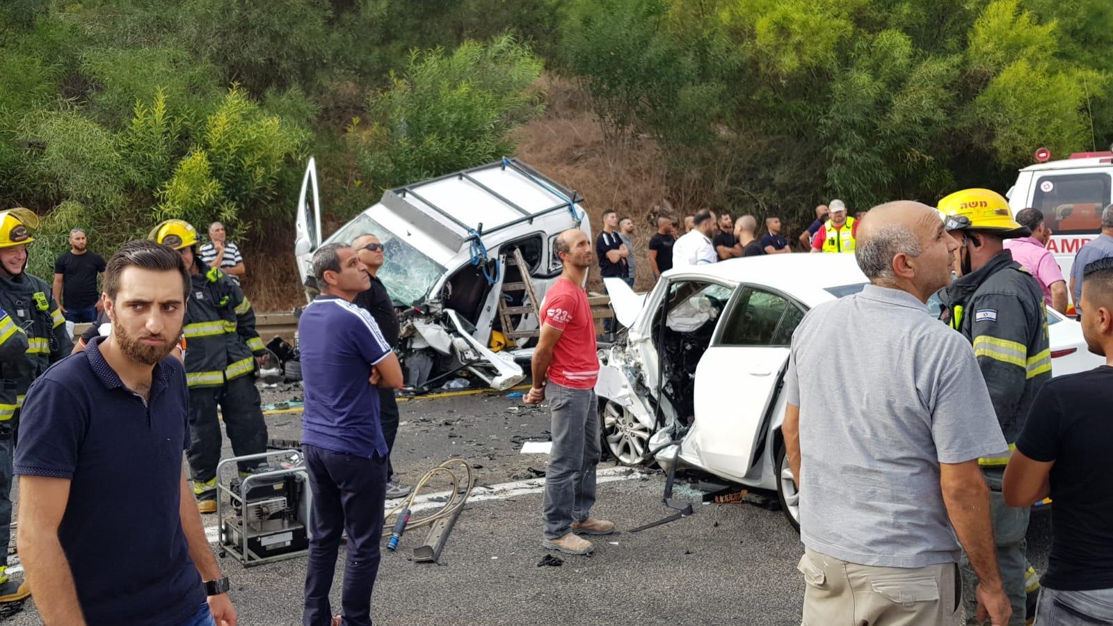 كفر مندا: مصرع شاب وإصابة آخر بجراح خطيرة جراء حادث طرق