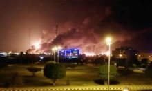 """استهداف منشآت نفطية لـ""""أرامكو"""" السعودية والحوثيون يعلنون مسؤوليتهم"""