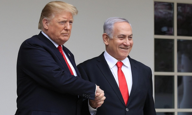 """ترامب ونتنياهو يبحثان """"تحالفا دفاعيا""""... هدية انتخابيّة؟"""