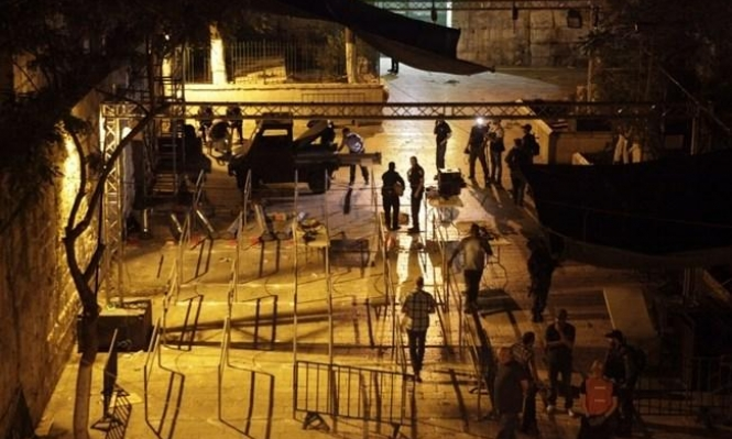 عشرات المصابين في مواجهات مع الاحتلال في العيزريّة