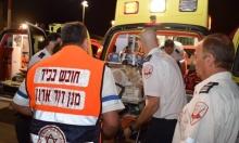 النقب: إصابة فتى بصورة حرجة في حادث دهس