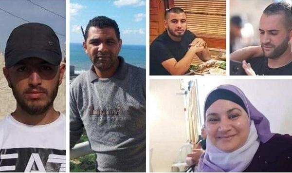12 ضحية في جرائم قتل بالبلدات العربية خلال شهر