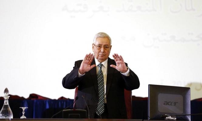 ترجيحات بإعلان الرئيس الجزائري المؤقت موعد الانتخابات الليلة