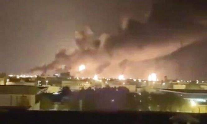 تقييمات استخبارية أميركية تتهم إيران بالهجوم على منشآت أرامكو