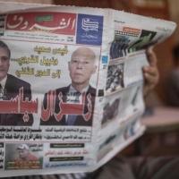 سعيد والقروي يواصلان تصدر رئاسيات تونس