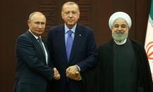 قمة أنقرة: لا حل عسكريًا للأزمة السورية