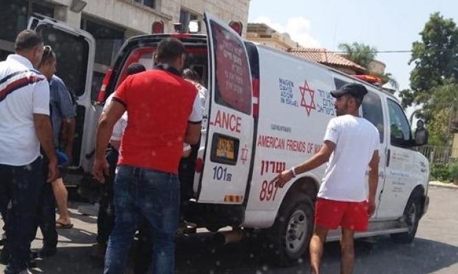 باقة الغربية: إصابة شاب في شجار