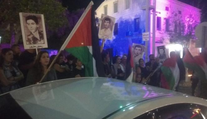 حيفا: وقفة في ذكرى مجزرة صبرا وشاتيلا