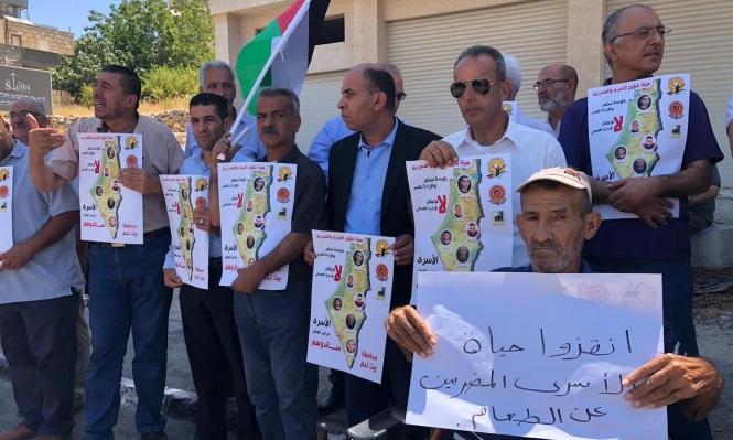 100 أسير ينضمون للإضراب احتجاجا على إبقاء أجهزة التشويش