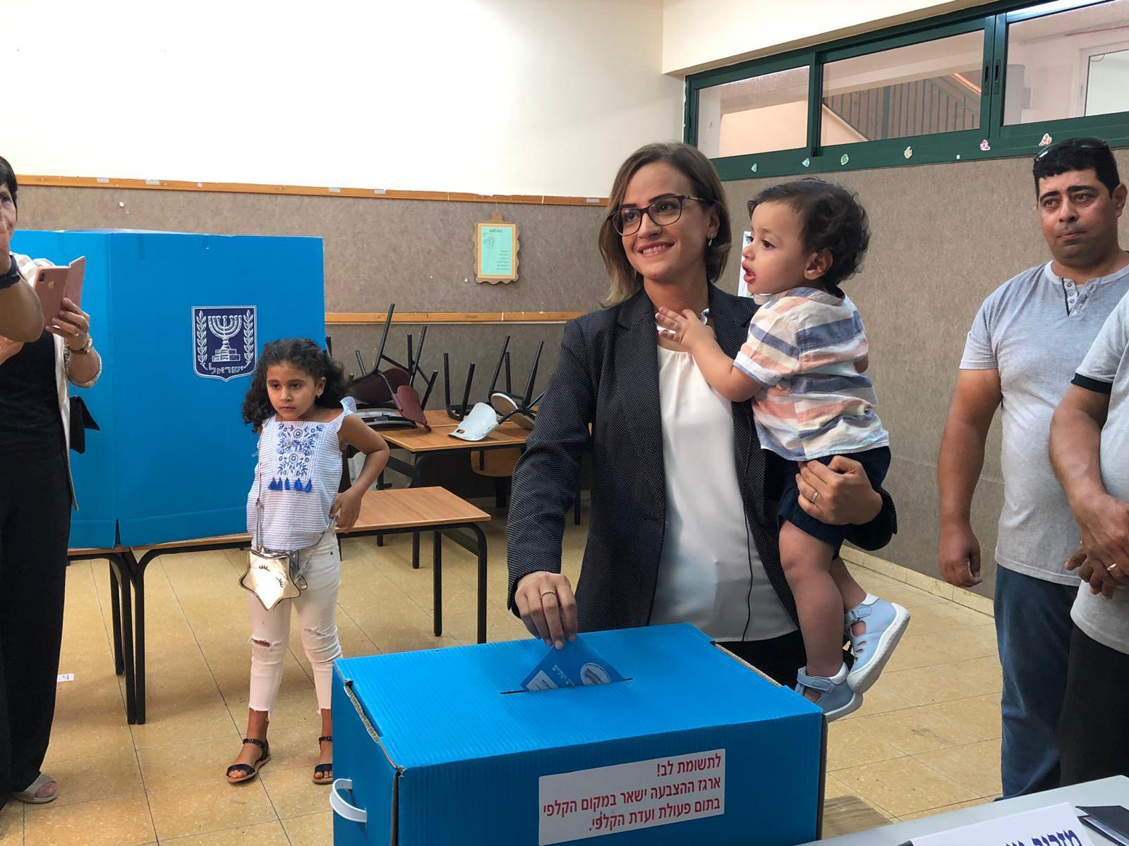 الانتخابات في البلدات العربية: نسبة التصويت التقريبية 60%